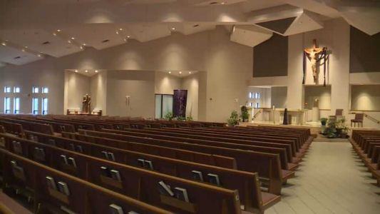 Churches see drop in donations during COVID-19 pandemic
