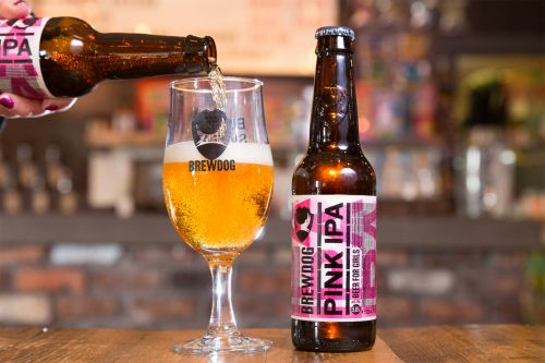Man wins lawsuit against brewery that discounted 'pink' beer for females