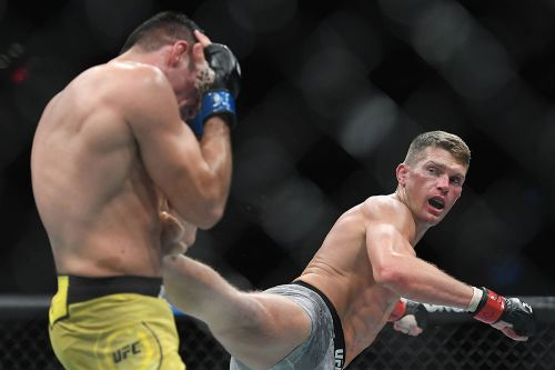 Stephen Thompson calls out champion Kamaru Usman, explains why bout 'makes sense'