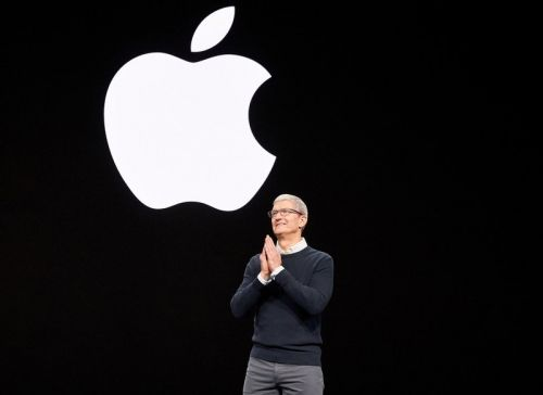 Tim Cook is now worth over $1 billion as Apple nears $2 trillion