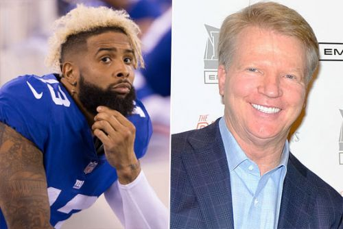 Simms: Beckham's comments were best thing for Giants