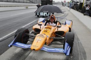 McLaren gets new setup but still struggling at Indy 500