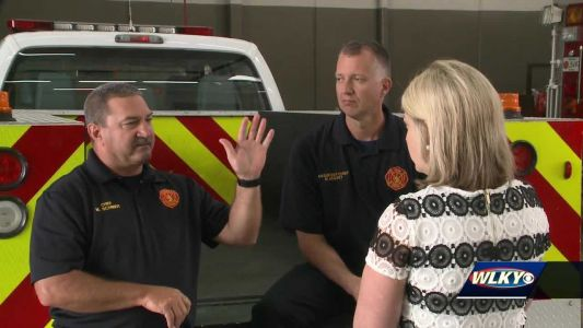 First responders: rescue of mother and children was 'a miracle'