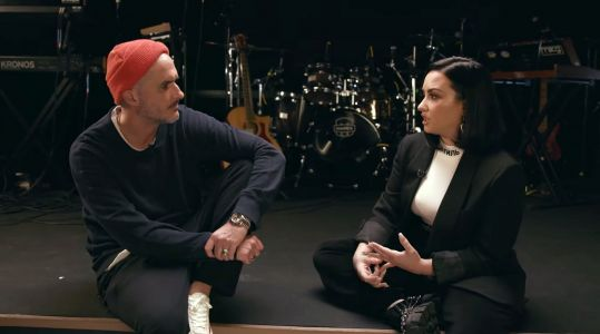 Demi Lovato reveals the song she'll sing at the Grammys was written just before her overdose: 'I hear these lyrics as a cry for help'