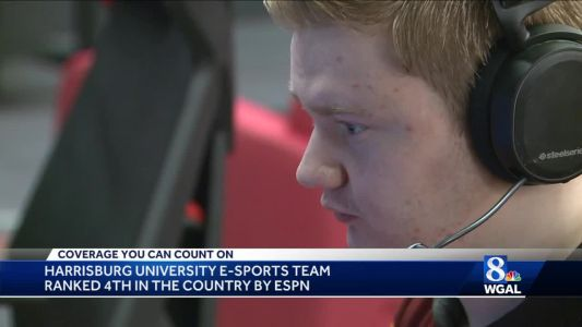 ESPN poll gives Harrisburg esports team high national ranking