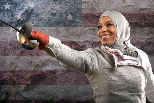 Muslim Olympian instigated ugly cancel-culture witch trial against Jersey teacher