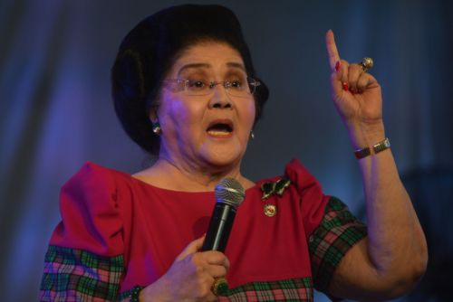 Reminiscing about Imelda Marcos