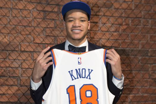 Knicks fans should realize new regime needs Knox to work out