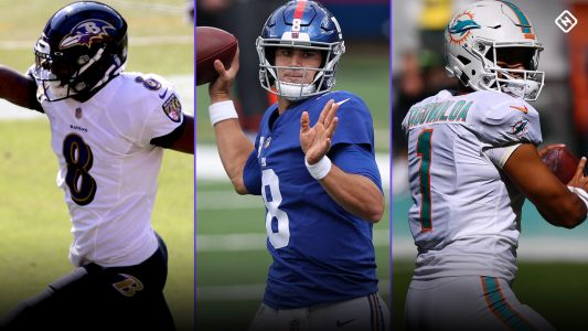 Fantasy Injury Updates: Lamar Jackson, Tua Tagovailoa, Daniel Jones impacting Week 13 QB rankings
