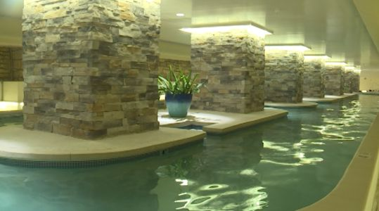Spirits beneath the surface: Ghosts believed to haunt hotel and spa
