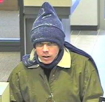 Omaha police search for man who robbed West Gate Bank