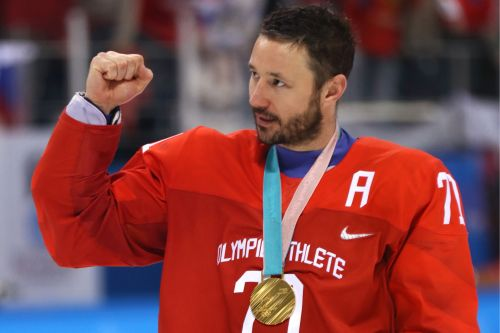 Ilya Kovalchuk is returning to NHL after five-year absence