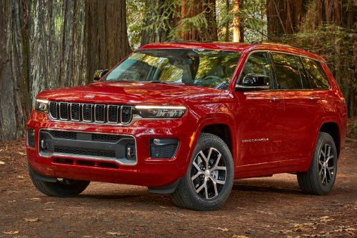 Chief of Cherokee Nation wants Jeep to stop using tribe's name on SUVs