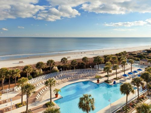 The 8 best hotels in Myrtle Beach for an affordable summer beach vacation
