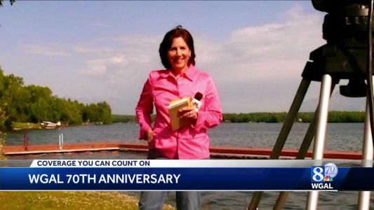 Susan Shapiro's WGAL memory comes all the way from Alaska