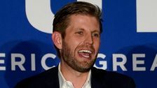 Eric Trump's Latest Attempt To Spread Disinformation Backfires - Like All The Rest