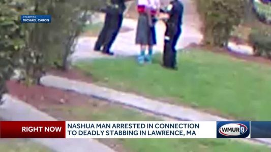 Suspect in Lawrence fatal stabbing arrested in New Hampshire