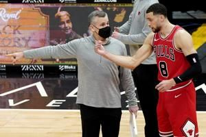 LaVine scores 35 as Bulls beat Timberwolves 133-126 in OT