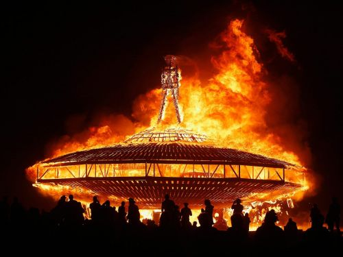 Burning Man might return this year. If it does, vaccines may be required