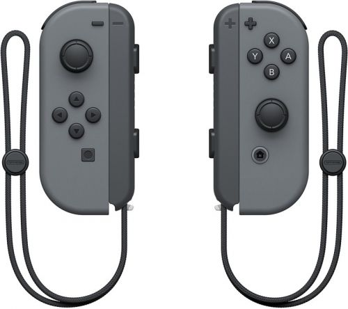 Every Joy-Con controller color plus some customization options!