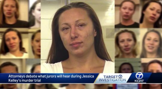 Curse words, gang talk fill courtroom as judge reads Jessica Kelley's phone calls