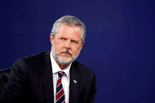 Jerry Falwell Jr. sues Liberty, saying school damaged his reputation over sex scandal