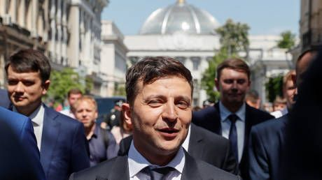 Ukraine may hold snap parliament election on July 21 - presidential adviser
