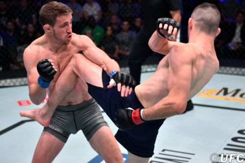 Opportunity knocks for Brendan Loughnane, who reveals 'plenty of offers' after UFC snub