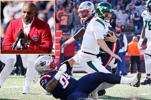 Pathetic state of Jets deserving of Richard Seymour 'homecoming' dig