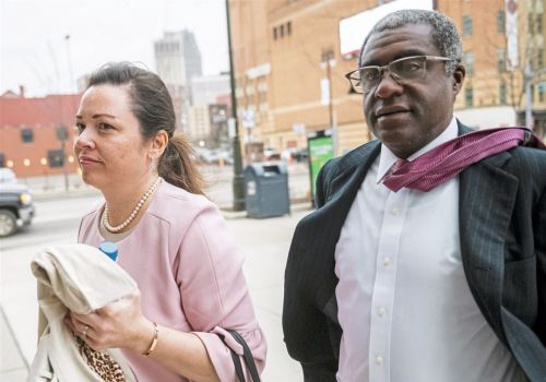 Khari Mosley, husband of county Controller Chelsa Wagner, acquitted in Detroit misdemeanor case