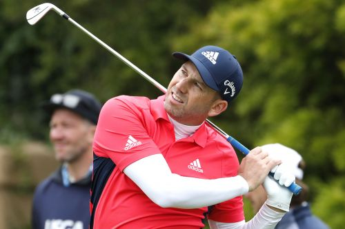 Sergio Garcia feels 'horrible' despite strong start in US Open
