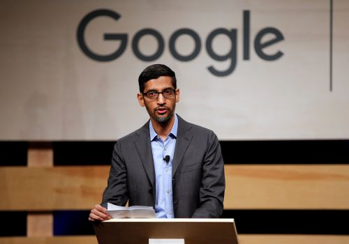 Sundar Pichai made a big statement about the future of Alphabet under his reign, but he left out a few key things