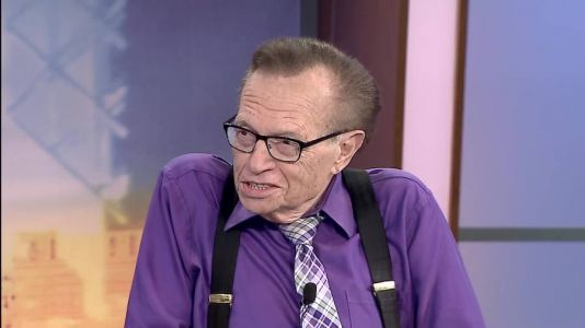 From the archives: Larry King's 2014 interview with WGN Morning News