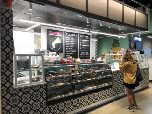 Ice cream maker to replace The Sweet Shoppe at Cross Street Market