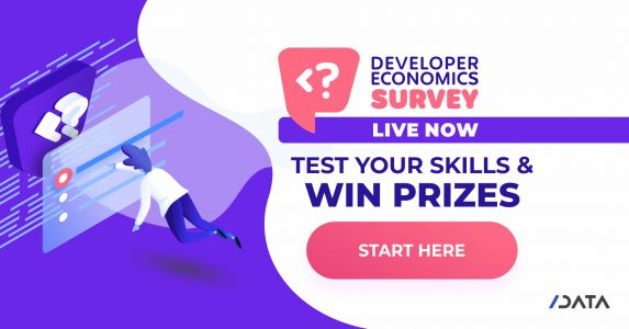 Help us discover the biggest development trends in 2019 and beyond