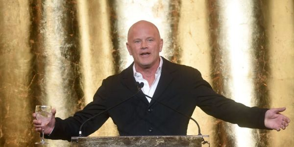 Bitcoin is like 'digital gold' and won't be used the same as a traditional currency in at least 5 years, billionaire investor Mike Novogratz says