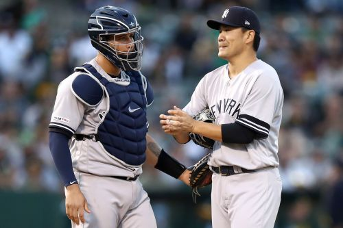 Yankees swept by A's as Tanaka comes back down to earth