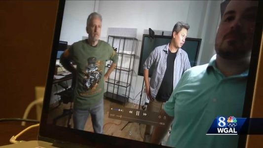 Susquehanna Valley producers team up with Jon Stewart for PSA to help veterans