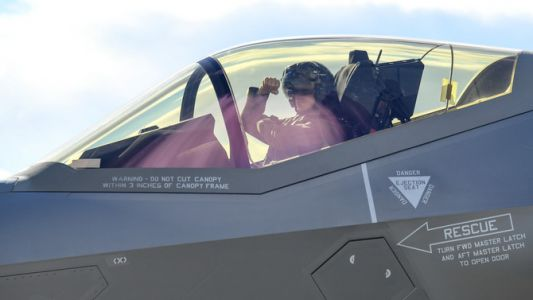 Hill AFB Airmen, F-35 a lethal combo at Red Flag