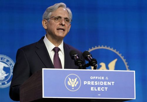 AG nominee Merrick Garland to focus on civil rights, political independence during confirmation hearing
