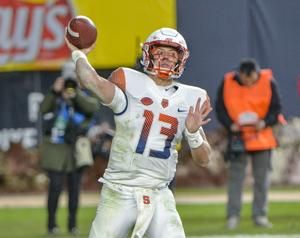 Syracuse puts loss to Notre Dame behind