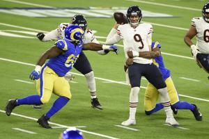 Bears offense seeks answers after poor showing against Rams