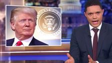 Trevor Noah Nails Why Donald Trump's 'Not My Type' Rape Denial Is So Vile