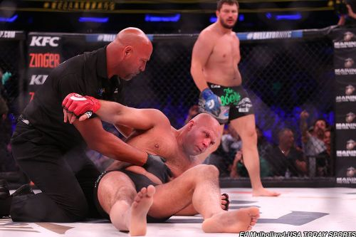 Bellator 207 pre-event facts: Matt Mitrione, Ryan Bader facing first Bellator loss