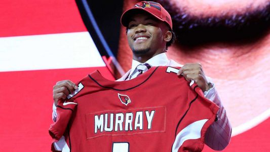 NFL draft: Murray taken 1st, followed by Bosa and Williams