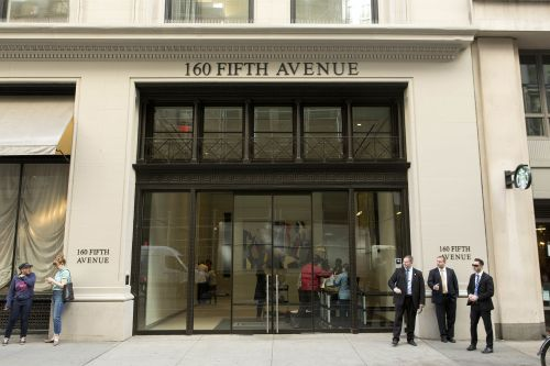 Simons Foundation in contract to buy Fifth Avenue office