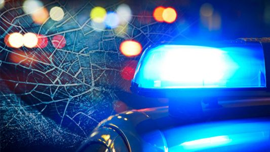 Person critically injured in multi-vehicle crash