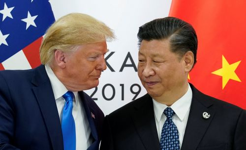 Trump says a trade deal with China might not happen until after the 2020 elections