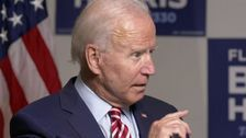 Trump Campaign Amplifies Video Falsely Claiming Biden Used Teleprompter In Interview