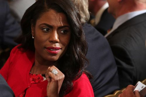Justice Department sues Omarosa over unfiled financial disclosure